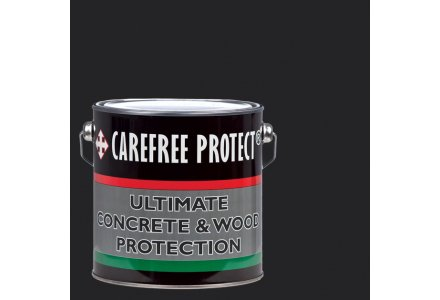 Carefree Protect coating Antraciet voor hout en beton 2.5 ltr.